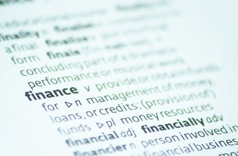 Determine the best ways to finance your business.