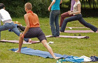 Offering outdoor classes is one way to set your small gym apart from the competition.