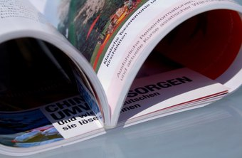 Successful magazines offer readers a niche market and different angle.