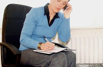 An accountant's job responsibility includes filling out income statements and preparing taxes.