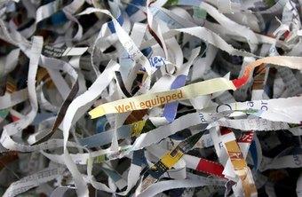The Fear Of Ideny Theft Has Made Paper Shredding Sector A Booming Industry