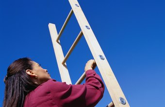Climbing the corporate ladder may not suit you.