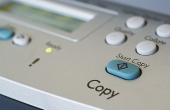Copy toner can stain if not cleaned up properly.