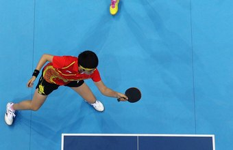 China has won gold in all but one Olympic doubles table tennis event.