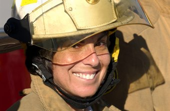 Female firefighters inspire more young women to enter the profession.