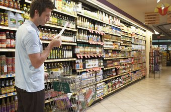 Grocery stores, which sell products made by many manufacturers, are merchandising companies.