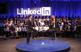 LinkedIn is a powerful tool for searching out information on businesses.