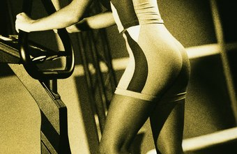 A stair climber will work a number of major muscles, including those in your butt and thighs.