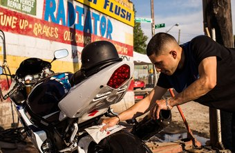 Some motorcycle engineers work to customize already existing machines.