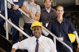 Building a close-knit work culture is important to manufacturing front-line management.