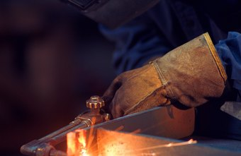 Welders manufacture and repair products by fusing metal.