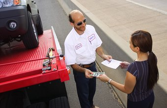 Roadside assistants work for insurance companies, corporations and motor clubs, which regularly contract roadside services with towing companies. [Ref. 4]