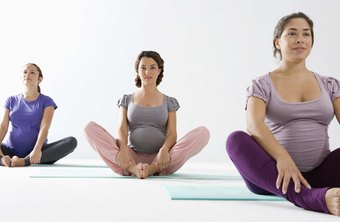 An exercise class for pregnant women can help you get the exercise you need.
