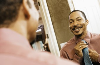 Use a mirror to practice your interview responses.