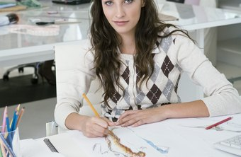 About 16,000 fashion designers were working in the United States as of 2011.
