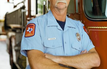 Fire captains are responsible for overseeing rescue efforts in emergency situations.