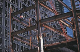 b3ad353a60ef High-Rise Steel Construction Job Description. by Scott Morgan. Ironworkers  work in all weather