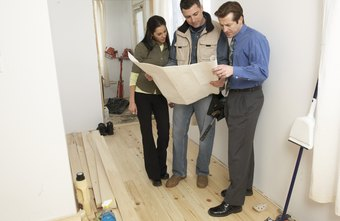 flooring contractors can specialize or install many types of floor covering