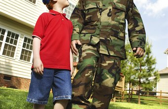 Single parent soldiers and soldiers married to other soldiers must complete family care plans to protect their children.