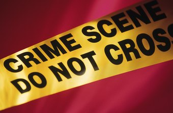 Becoming a crime scene artist requires skill and determination.