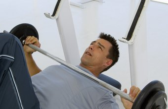 Losing weight is unlikely to directly affect your bench press.