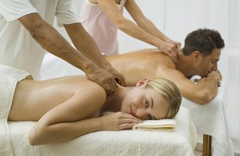 Many therapists specialize in one type of massage technique, such as Swedish massage or deep tissue therapy.