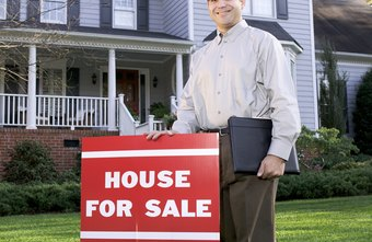Real estate agents help buyers and sellers complete transactions.