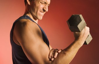 Isometric exercises like the bicep hold are a great way to build size and strength.