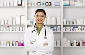 Many states require pharmacy technicians to hold professional certifications.