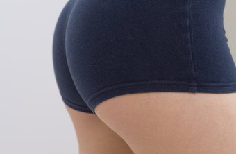 Improve your butt with strengthening exercises.