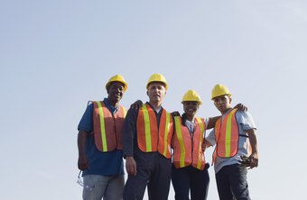 OSHA regulations require protective equipment in hazardous working conditions.
