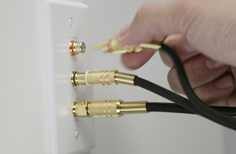 Cable TV engineers design residential and commercial cable installation.
