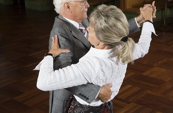 Choose dance or other creative activity for senior exercise.