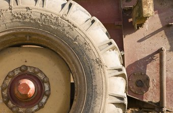 Depreciation takes into account the wear and tear of equipment.