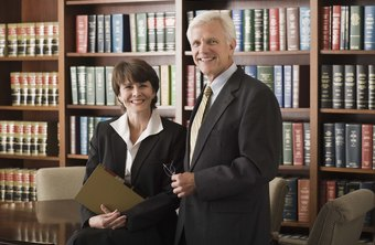 Good business plans keep law firms on track.