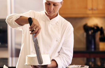 Some pastry chefs train using blindfolds to focus on the taste and scent of the creation.