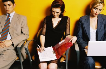 Preparing for a group interview is often the first step toward getting a teller job.