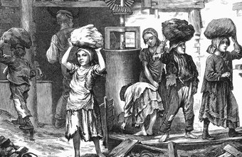 Child labor laws grew increasingly restrictive through the late 19th century.