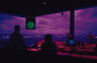Air traffic controllers are well-paid, though stress levels can be high.
