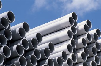 Stainless steel pipe is more corrosion-resistant but galvanized pipe is less expensive.