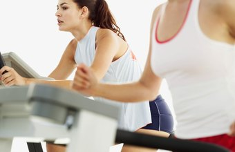 Both the treadmill and bike are effective fat burners.