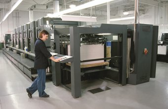 Printing companies provide imposition services as part of their work on your job.