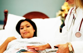 Prenatal nurses care for women throughout each stage of pregnancy and childbirth.