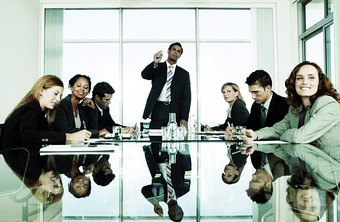 Members of a corporate board are elected by shareholders.