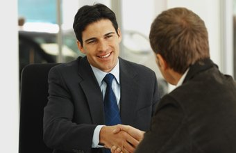 Sales representatives build relationships with customers.