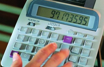 Excel supports the same mathematical functions as calculators and adding machines.
