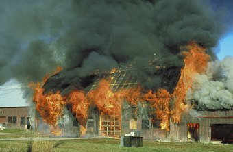 A comprehensive policy will protect your workers in the event of an office fire.