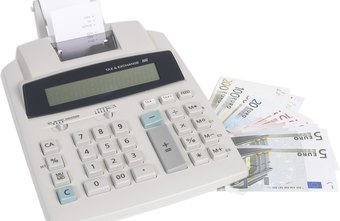 Spreadsheets enable you to perform fast and accurate financial calculations.