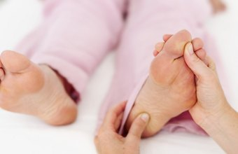 The first  share of ARCB certification tests foot reflexology knowledge.