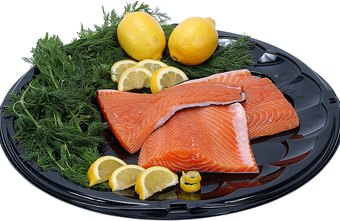 The omega-3s in salmon can improve HDL levels.